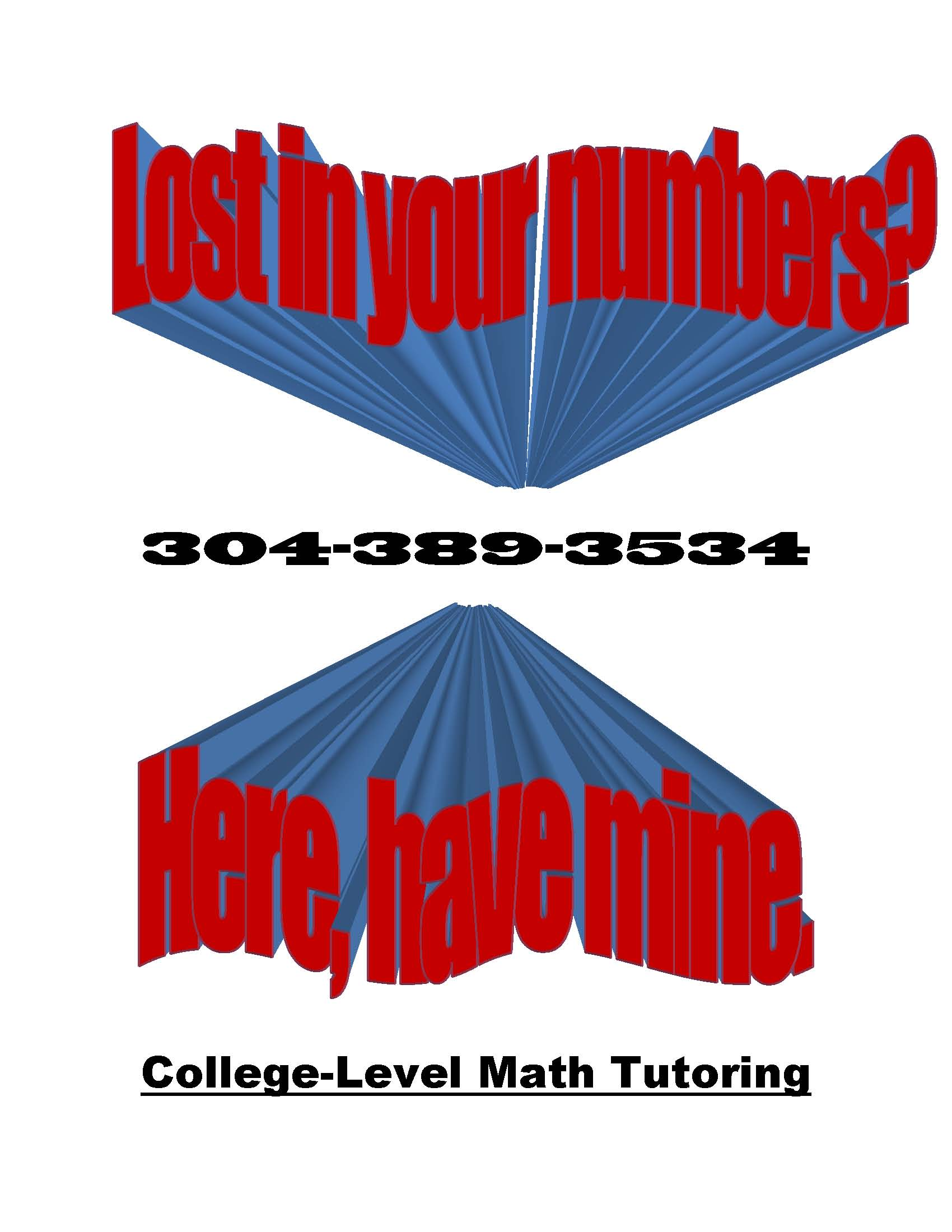 math tutor ad